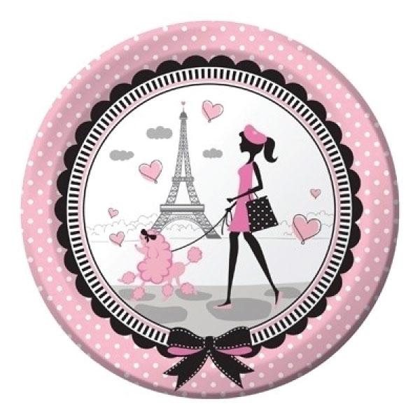 COORDINATO PARTY IN PARIS