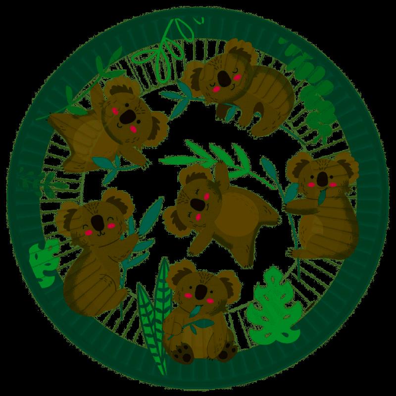 COORDINATO KOALA
