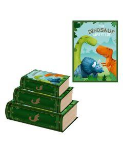 DINOSAUR BOOK BOX PZ.3