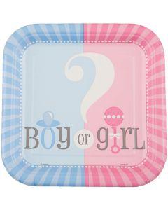 PIATTI BOY OR GIRL? PZ.8