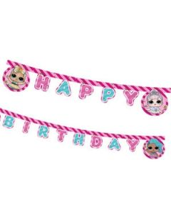 FESTONE LOL SURPRISE-HAPPY BIRTHDAY