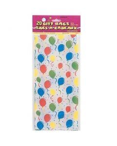 CANDY BAGS BALLOONS PZ.20