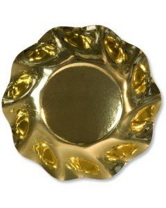 PIATTI FONDI CLASSIC GOLD PZ.10