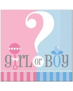 TOVAGLIOLI BOY OR GIRL? PZ.20