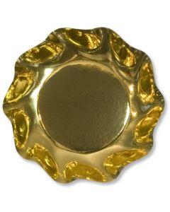 PIATTI COPPETTE CLASSIC GOLD PZ.10