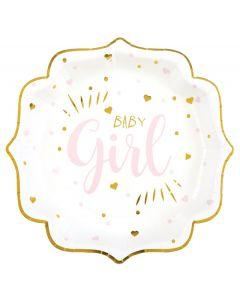 PIATTI BABY GIRL PZ.10