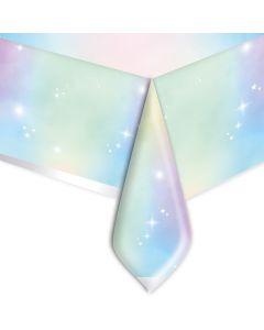 TOVAGLIA IN PLASTICA SOFT RAINBOW PZ.1