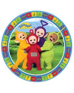 PIATTO TELETUBBIES PZ. 8