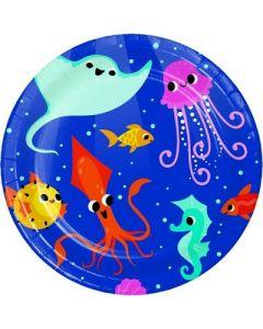 PIATTINI OCEAN CELEBRATION PZ.8