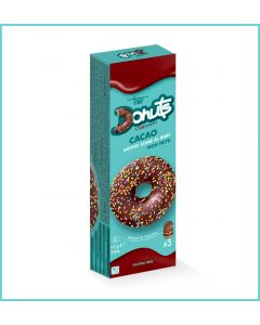 DONUTS CACAO PZ.3
