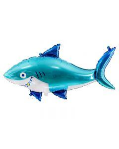 PALLONCINO MYLAR SUPERSHAPE SHARK