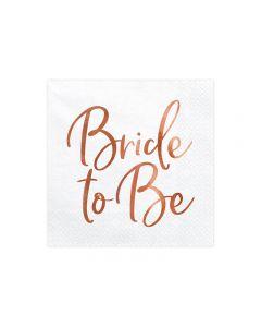 TOVAGLIOLI BRIDE TO BE ROSE GOLD PZ.20