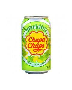 CHUPA CHUPS MELON & CREAM FLAVOUR 345ML