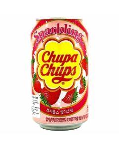 CHUPA CHUPS STRAWBERRY & CREAM FLAVOUR 345ML