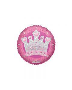 PALLONCINO MYLAR HAPPY BIRTHDAY PRINCESS