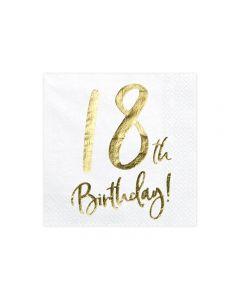 TOVAGLIOLI 18TH BIRTHDAY PZ.20