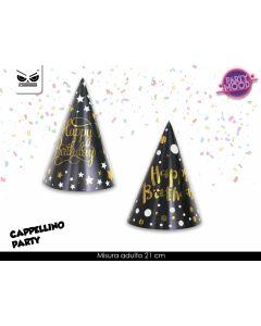 CAPPELLINI HAPPY BIRTHDAY BLACK PZ.10